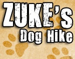 zukes dog hike logo