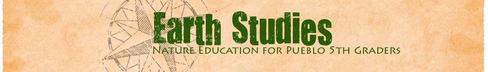 earth studies thin banner