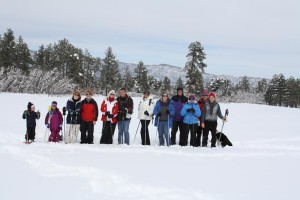snowshoe hikers mpec 2015